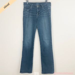 [Lucky Brand] Dark Wash Sweet Boot Bootcut Jeans